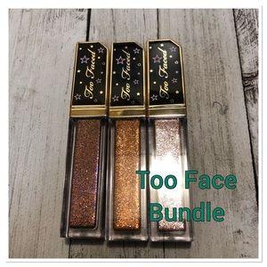 🆕 Too Face Eyeshadow Bundle
